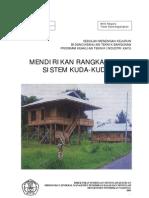 Mendirikan Rangka Atap Sistem Kuda-Kuda