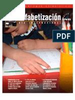 Alfabetización - INE