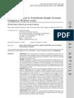 Wei Zhu, Kirk J. Mantione & George B. Stefano- Reticuline Exposure to Invertebrate Ganglia Increases Endogenous Morphine Levels