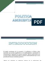 4.1 politica ambiental