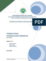 Planificacion Ambiental G3