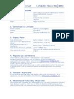 Bases Administrativas - Caima