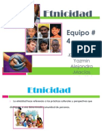 Etnicidad