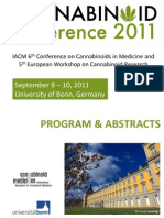 Cannabinoid Conference Bonn 2011