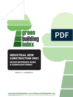GBI Design Reference Guide - Industrial New Construction (INC) V1.01