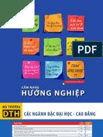 Cẩm nang hướng nghiệp 2012 - DH Hoa Sen