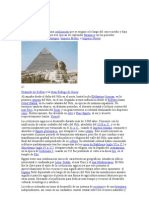 Civilizacion egpcia