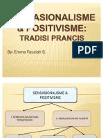 P.poinT Sensasionalisme Dan Positivisme