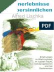 Alfred Lischka - Eigenerlebnisse im Übersinnlichen
