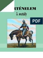 Történelem könyv 5. osztályosoknak