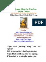 An Quang Dai Su Van Sao Quyen Thuong - An Quang Dai Su - Nhu Hoa Dich