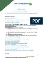 Programme Smart Grids