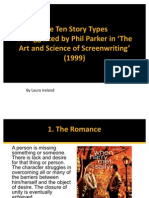 The Ten Story Types