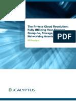 Private Cloud Revolution_White Paper