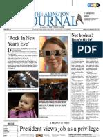 The Abington Journal 01-04-2012