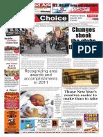Weekly Choice - December 29, 2011