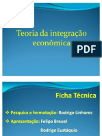 Teoria da Integração Econômica