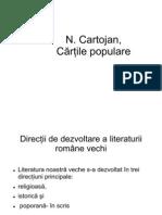 Cartile Populare Cartojan Consp Dafi