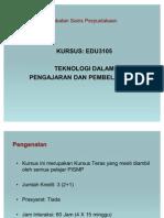 EDU 3105