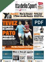 Gazzetta dello Sport - 04/01/2012