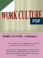 6 Work Culture