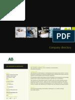 BioBasqueCompanyDirectory2011