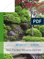 Asia-Pacific Wealth Report 2011