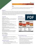 FactSheet 2D Validation