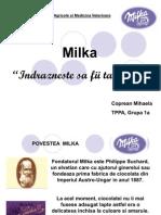 Proiect Milka
