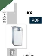 Sime RX Range Installation Manual
