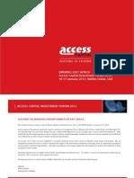 Access Capital Investing Forum (2)