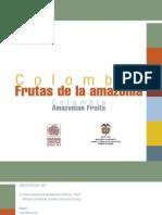 Frutas de La Amazonia Colombia