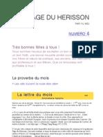 Page 4 Du Herisson