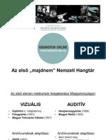 Gramofon Online prezentáció