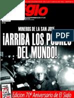 El Siglo, nº 1521, agosto-septiembre 2010