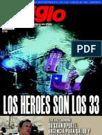 El Siglo, nº 1528, octubre 2010