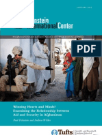 Winning Hearts and Minds? Examining the Relationship Between Aid and Security in Afghanistan