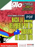 El Siglo, nº 1536, diciembre 2010