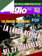 El Siglo, nº 1547, febrero-marzo 2011