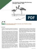 Birds of Gujrat-English Name