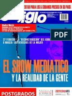 El Siglo, nº 1548, marzo 2011