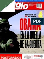 El Siglo, nº 1551, marzo 2011