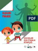Bilim Elcileri - Cocuk Kitapcigi