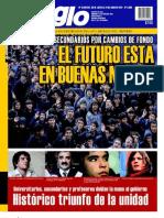 El Siglo, nº 1569, julio-agosto 2011