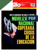 El Siglo, nº 1570, agosto 2011