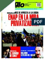 El Siglo, nº 1577, septiembre 2011