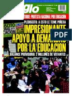 El Siglo, nº 1580, octubre 2011