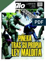 El Siglo, nº 1582, noviembre 2011