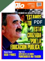 El Siglo, nº 1583, noviembre 2011