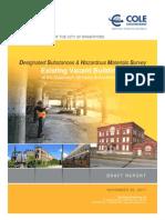 DSHMS Report E11-534 - Greenwich Mohawk